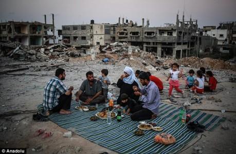 gaza ramazan