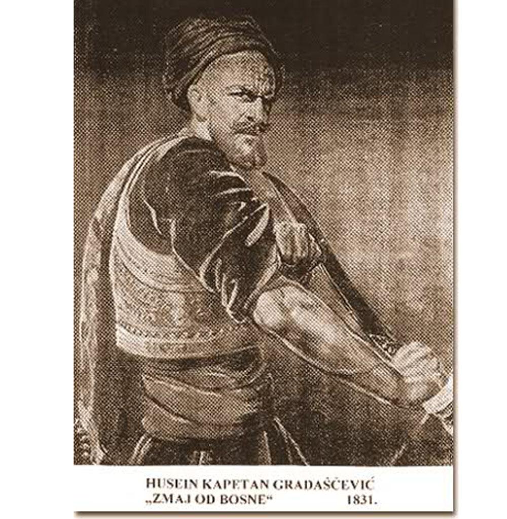 Husein Kapetan Gradascevic