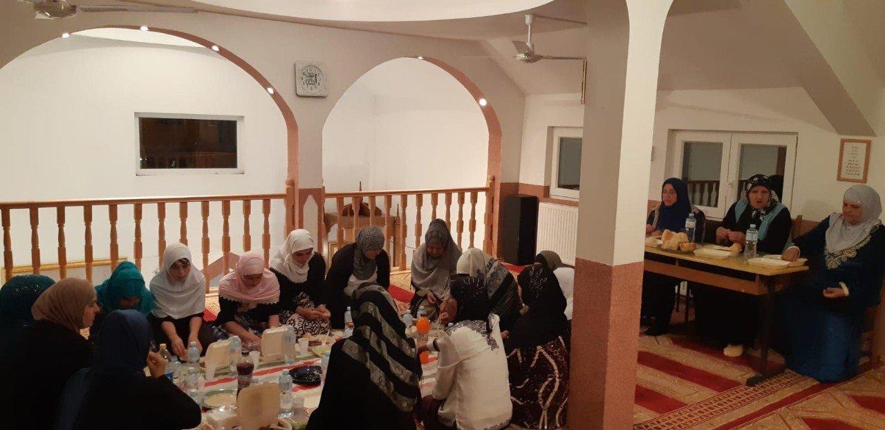 Iftar u džematu Krnjača