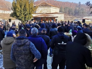 Prijem povodom vraćanja Novopazarske banje Islamskoj zajednici