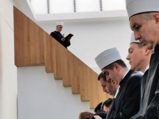 Hutba Reisu-l-uleme u novoizgrađenoj džamiji u Ljubljani