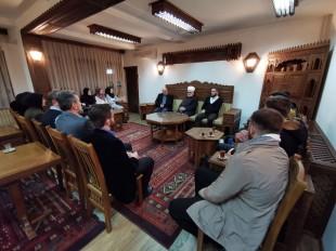 Predsjednik Mešihata primio učenike Tuzlanske medrese