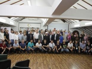 U Mešihatu održana promocija nove knjige Mustafe Prljače