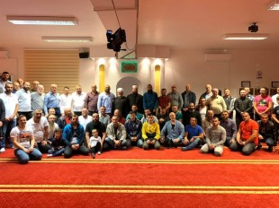 Muftija Dudić održao predavanje u džematu Ikre u Berlinu