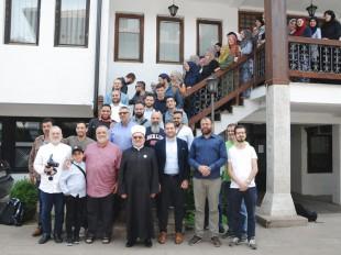 Predsjednik Mešihata održao predavanje studentima iz Evropske Unije