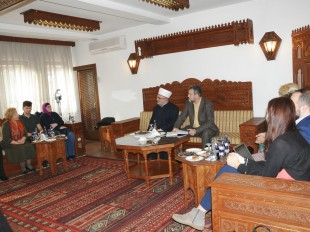 Muftija Dudić primio predstavnike nevladinih organizacija iz regiona