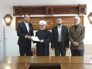 Izvršena primopredaja dužnosti glavnog imama u Sjenici
