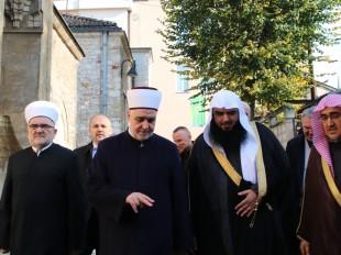 Muftija dr. Dudić sastao se u Sarajevu sa zamjenikom ministra za vjerska pitanja KSA Muhammed Abdulvahid el-Arifijem