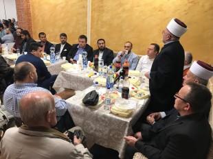 Predsjednik Mešihata na iftaru u Beogradu