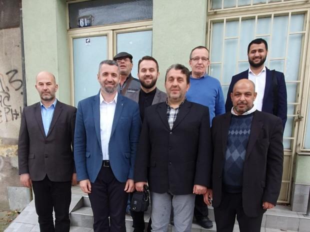 Posjeta džematima Novosadskog muftijstva