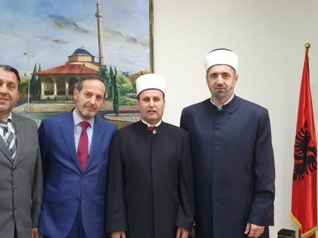 Delegacija Mešihata posjetila Albaniju