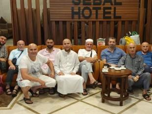 Hadžije doputovali u Medinu