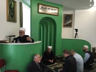 Vazu nasihat muftije Dudića u IKB u Berlinu