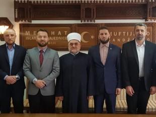 Izvršena primopredaja dužnosti novopazarskog glavnog imama