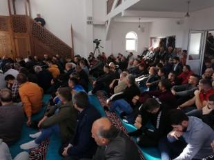 Muftija Dudić održao hutbu u Muru