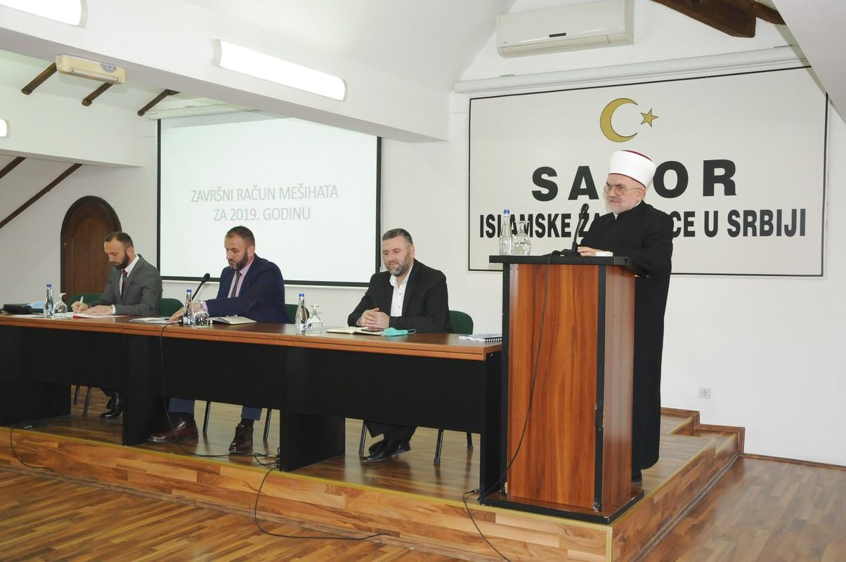 Održano redovno zasjedanje Sabora IZ-e u Srbiji